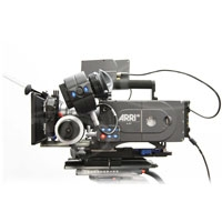 ARRI Alexa 35mm Digital Cinematography Camera with internal ProRes 422 recording to SxS media