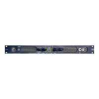 TSL AMU1-3G (non Dolby) (AMU13G) 1 Series Audio monitoring unit, 1RU, 2 x HD/SDI (1080p 60, 59.94 & 50Hz), 2 x Analogue, 4 x AES inputs, dual 26 segment  displays, internal loudspeaker system