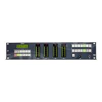 TSL AMU2-8HD3G (AMU28HD3G) 2 Series Audio monitoring unit, 2RU, 2 x HD/SDI (1080p 60, 59.94 & 50Hz), Dolby D/E Decoding, 4 x AES, 4 x dual bargraph displays