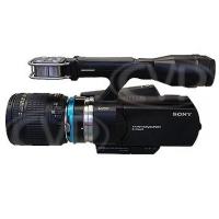 MTF MTNIKSEM (MT-NIKSEM) Nikon G to Sony E Mount Adaptor with unique exposure ring for Sony NEX-3, NEX-5 & NEX-VG10