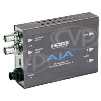 AJA Hi5-3G Dual-link HD/SD-SDI to HDMI converter, 3G-SDI capable inc.1m HDMI cable