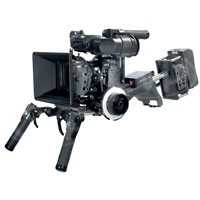 Kinomatik MOVIEtube PR HD - HD Cinematography rig for HD-DSLR cameras (MTPR-P-10-01)