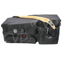 Portabrace CC-HD1B (CCHD1B) Quick-Draw Camera Case (internal dimensions: 73.66 x 29.21 x 30.48 cm) (black)