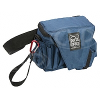Portabrace ACB-3 (ACB3) Assistant Camera Pouch with Belt - Large (blue)