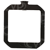 Vocas Aluminum Filter Frame 4 X 4 inch MKII for Sony HVR-Z1E / HDR-FX1 & Canon XH-A1 / XH-G1 cameras - 0310-0011 (03100011)