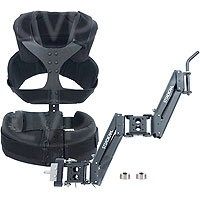 Open Box Steadicam (MERLIN-ARMVEST) Merlin arm and vest upgrade kit (Does NOT include metal gimbal)