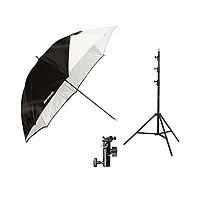 Westcott 2332 Umbrella Flash Kit - 43 inch