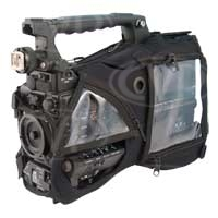 Frogskin Camera Glove (Complete with Rain Cover) for the Sony PMW-500, Sony HDVF-20A Viewfinder and FSG-PMW-500