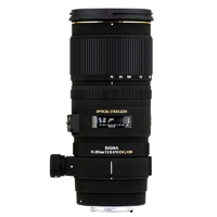 Sigma (589954) 70-200mm f/2.8 EX DG OS APO HSM Lens for Canon EOS