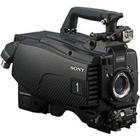 Sony HDC-4300 (HDC4300) 4K/HD System Camera with a 3-chip 2/3-inch type CMOS Sensor and B4 Lens Mount (Body Only)