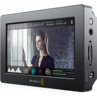 Open Box Blackmagic Video Assist 5 inch Full HD Touchscreen Monitor with Built in ProRes and DNxHD Recorder (p/n BMD-HYPERD/AVIDAS5HD)