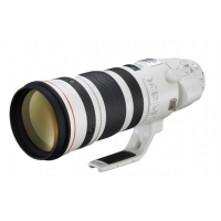 Canon EF 200-400mm f/4L IS L Series UsM Super-Telephoto Zoom Lens with built-in 1.4x Extender (Includes Case)