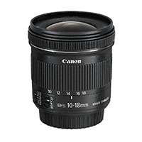 Canon EF-S 10-18mm f/4.5-5.6 IS STM Ultra-Wide Angle Zoom Lens (p/n 9519B005AA)