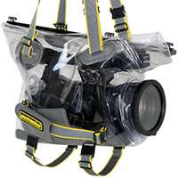 EWA Marine VMW2 (VM-W2) Waterproof Underwater Housing for the Sony PMW-200 and PMW-100 (for dive depths of up to 10m/30ft)