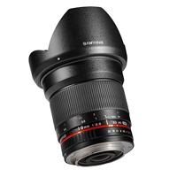 Samyang (7742) 16mm f/2.0 ED AS UMC CS Lens - Fuji X Fit