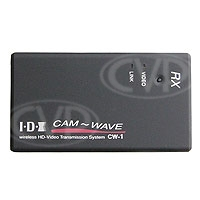 IDX CW-1JTR (CW1JTR) Package- includes 1 x Wireless HDMI Video TX Unit, 1 x Wireless HDMI Video RX Unit, 2 x SSL-JVC50 Battery + 1 x A-CWJTX Battery Adaptor / Mounting Bracket for TX Unit
