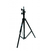ARRI Lighting Stand LS.01 / L2.76965.0 - 3 Section, 90 to 260cm, Payload: 5Kg (Manfrotto 050MKA)