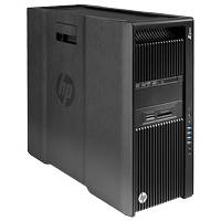 HP Z840 Workstation with Dual E5‐2687wv4 (3.0GHz) 12C Processor, 64GB RAM, 512GB SSD, nVidia M4000 GPU (p/n 98665896)
