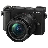 Panasonic Lumix DC-GX9M 20.3MP Digital Single Lens Mirrorless Compact System Camera with 12-60mm LEICA f3.5-5.6 Lens (DCGX9M, Panasonic GX9M)