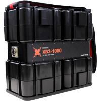Hawk-Woods XB3-1000 (XB31000) X-Boxx High Power Battery Box (30v 1000wh)