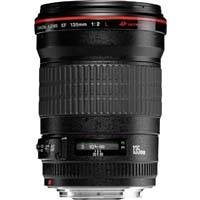 Canon EF 135mm f/2L USM High-Quality Telephoto Lens (p/n 2520A015AA)