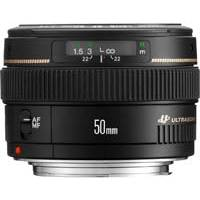 Canon 50mm f/1.4 UsM Fixed Focal Length Lens - Canon EF Mount (p/n 2515A012AA)