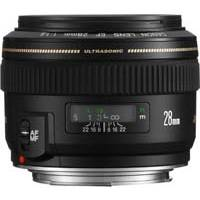 Canon EF 28mm f/1.8 UsM Aspherical Lens (p/n 2510A010AA)