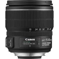 Canon EF-S 15-85mm f/3.5-5.6 IS USM Standard Zoom Lens (p/n 3560B005AA)