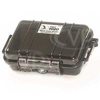 Peli Products 1020 Waterproof Micro Case (Pelican, Pelicase, Microcase) (Internal Dimensions: W 13.1 cm x D 8.6 cm x H 4.1 cm)