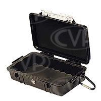 Peli Products 1060 Waterproof Micro Case (Pelican, Pelicase, Microcase) (Internal Dimensions: W 20.9 cm x D 10.6 cm x H 5.4 cm)