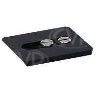 Vocas Wedge Plate ENG includes 1/4 and 3/8 screw 1 pc - 0400-0001 (04000001)