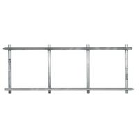 Egripment Standard Steel Track - Straight 60cm / 2ft (155/2)