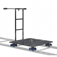Egripment SKATEBOARD DOLLY - skateboard dolly with push bar (404/S)