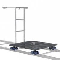 Egripment SKATEBOARD DOLLY - platform track dolly (404)