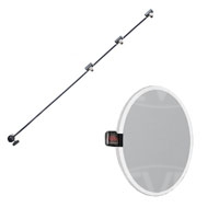Dedolight DLTFH + DL-1112WT (DLTFH) Dedoflex Holder with transparent light disc