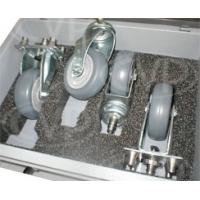 Egripment Hard Rubber Wheels Focus includes case (150/W)