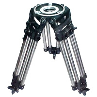 Ronford Baker 10002 heavy duty single stage short tripod 250-850mm height with 150mm BOWL fitting (legs only) p.n RF.10002/150 Bowl