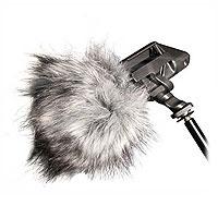 Rode DeadKitten furry windshield... Like a Rode DeadCat but smaller! Ideal for VideoMic & other short length microphones