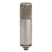Rode K2 (RODEK2) Variable Pattern Dual Condenser Valve Microphone