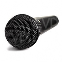 Rode M1 (RODEM1) Handheld Live Performance Dynamic Cardioid Microphone