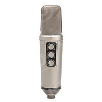 Rode NT2000 (RODENT2000) Seamlessly Variable Studio Condenser Microphone
