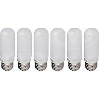 Westcott 6826A 150 Watt Tungsten Halogen Lamps 6 pack - 220v (860368)