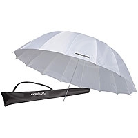 Westcott 4632 7ft White Diffusion Parabolic Umbrella (2.2m) (860363)