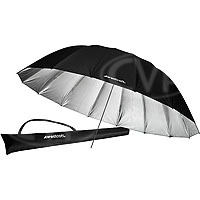 Westcott 4633 7ft Silver Parabolic Umbrella (2.2m) (860364)