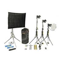 Dedolight KDS31S (KDS-31S) 1 soft head & 3 hard heads standard lighting kit