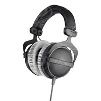 Beyer Dynamic DT 770 Pro (DT-770) professional monitoring headphones, 80 or 250 ohm, 3m straight cable