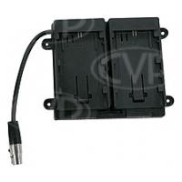 TV Logic BB-056E (BB056E) battery bracket for twin Canon LP-E6 DSLR batteries