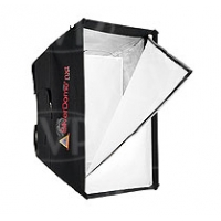 Photoflex FV-SD2M (FVSD2M) Medium SilverDome NXT softbox (24x32 inch) for hot lights upto 2000W