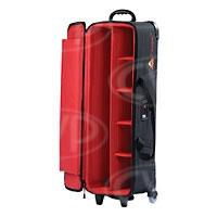 Photoflex Transpac FV-SLBAG1KIT wheeled soft transport case for lighting kits (can take 2 x Starlite kits) (34x12x8inch)