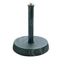 Konig and Meyer Table Microphone Stand - black (K&M p/n 23200-300-55)